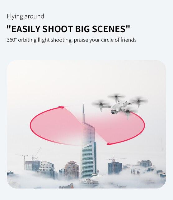 Zangão l900 pro 5g gps 4k dron com câmera hd fpv 28min tempo de vôo sem escova do motor quadcopter distância 1.2km profissional drones 4