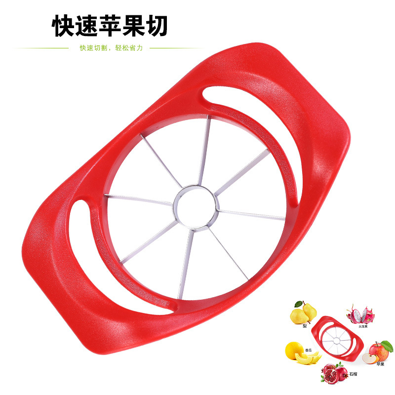 Apple Splitter Watermelon Cut Useful Product Apple Corer Multi-functional Fruit Cutter Simplicity Household Fruit Slicer