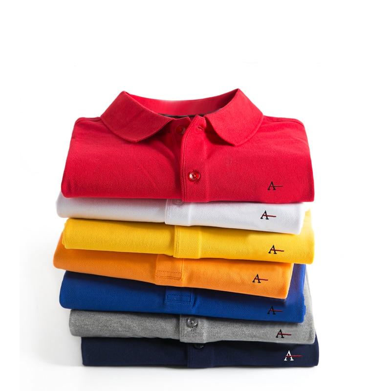2020 New Brand Reserva Aramy Polo Shirt Men Camisa Masculina Tommis Camiseta Short Sleeved 100% Cotton