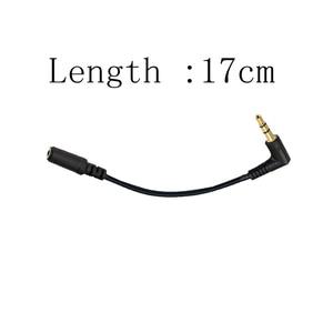 OLLIVAN 3,5 мм микрофонные адаптеры 4 полюса в 3 полюса адаптер кабель 4/3 аудио стерео микрофон конверсионная линия для микрофонов