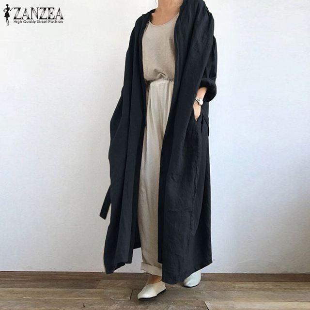 Long Cardigan Coat 4