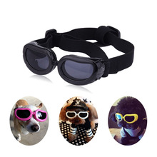 Pet Accseeories Plastic Dog Sunglasses Fashion Sun Glass for Small Dogs Cats Puppy Eye Wear Protection Goggles