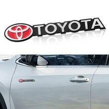 1 шт 3d Автомобильная наклейка с логотипом алюминиевая эмблема