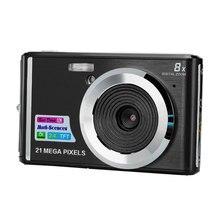C4 Ultra Thin LCD Display Mini Travel HD COMS Sensor Digital Camera