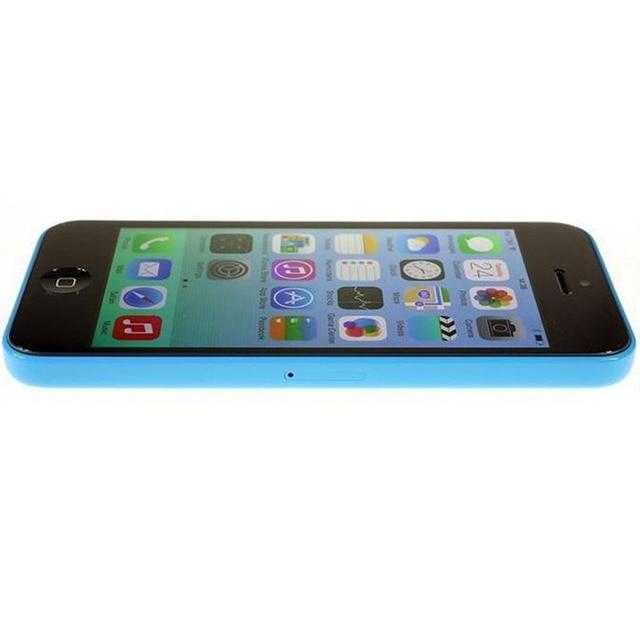 Apple iPhone 5C Original 4.0 Inch 8GB/16GB/32GB ROM 1GB RAM Dual Core 8MP Camera IOS WIFI GPS Bluetooth Unlocked Smartphone 4