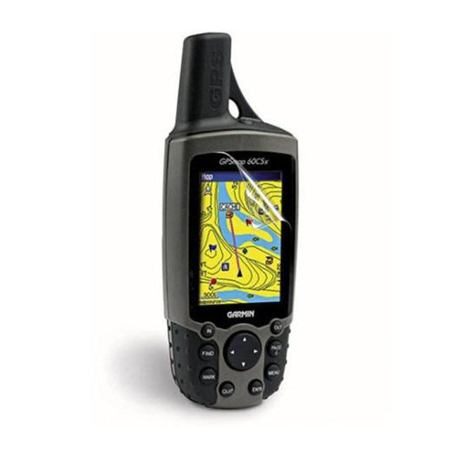 3pc PET clair LCD écran protecteur couverture Film protecteur garde pour Garmin GPSmap 60 60C 60CS 60CSx 60CX navigateur GPS portable