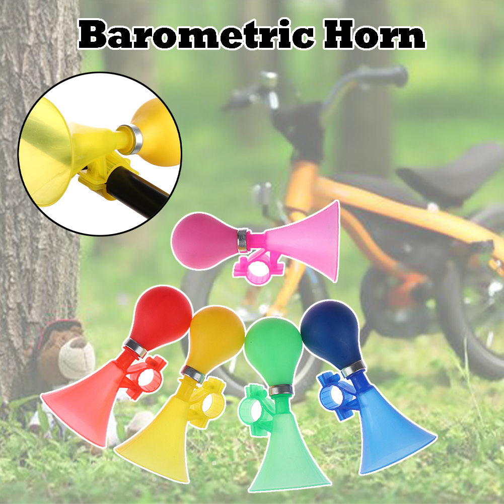 Bicycle Bell Loud Bike Air Horn Safety Road Bicycle Children Bike Handlebar Bell Ring Safety Road Bicycle Accessories