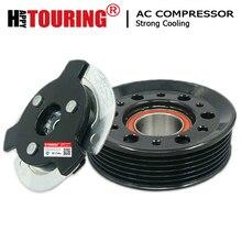 Муфты компрессора кондиционера для Volkswagen Кадди-кар Eos Jettas Passat Polo Tiguan Touran 1K0820803C 1K0820803G 1K0820803Q 1K0820859F