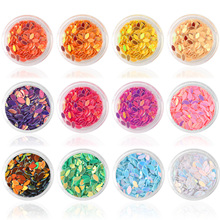 Get more info on the 1 Set Nail Art Decorations Rhinestones 3D Nail Crystals Diamonds 12 Color Nails Supplies Stones Women Beauty Tools Accessories