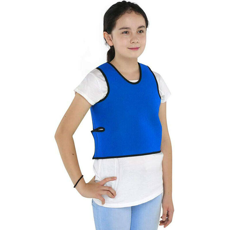 Sensory Deep Pressure Vest For Kids Weighted Vest Compression Vest For Autism