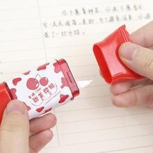 1 шт креативная Корректирующая лента в форме конфет наклейки