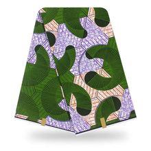 Воск из Анкары хлопчатобумажные ткани настоящий женский материал