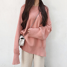 Winter-Knitted-Women-Sweaters-And-O-Neck-Solid-Long-Sleeve-Casual-Kawaii-Pullovers-Sueter-Mujer-Tops