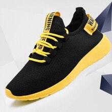 Men Sneakers Breathable Lightweight Men Casual