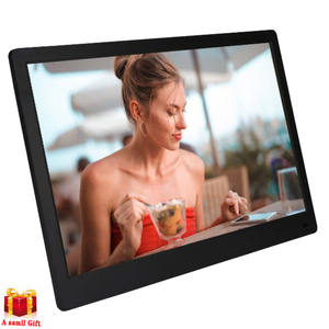 Digital-Photo-Frame Electronic-Album Full-Function Backlight HDMI Music-Video 6inch IPS