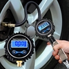 1 4 1 8 Thread LCD Digital Tire Pressure Gauge Car Auto Motorcycle Tyre Air PSI Meter For Car Truck Motorcycle flash sale