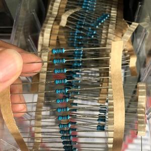 Image 5 - Hi End Weerstand Pak Welwyn MFR4 0.25W Volume 0.5W Power 1% Weerstand 20Pcs Gratis Verzending