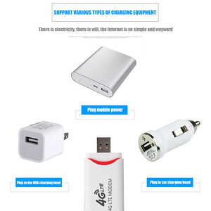 Image 5 - 4G/3G Portable 100Mbps USB Wifi Router Repeater Wireless Signal Extender Booster Supporting Multi Band FDD LTE B1 B3 B7 B8 B20