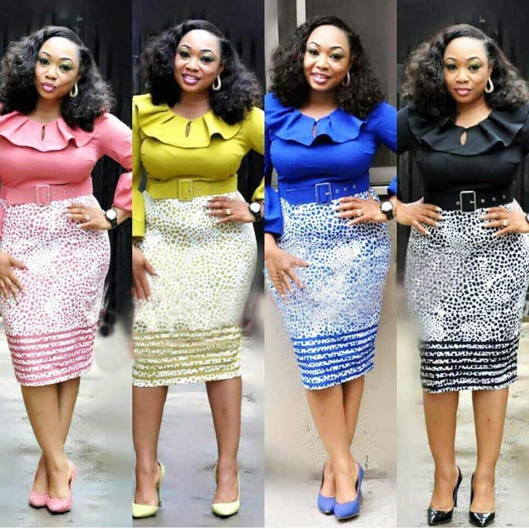 Женские элегантные офисные платья 2019 Женская облегающая Туника риф длинный фонарь Mouw высокий хвост Женская мода Африка винтажное платье