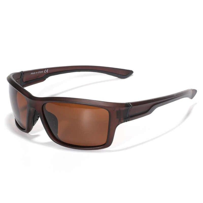 ZENOTTIC גברים מקצועי מקוטב משקפי שמש חיצוני כל מזג האוויר ספורט דיג UV400 הגנת משקפי משקפי שמש משקפיים