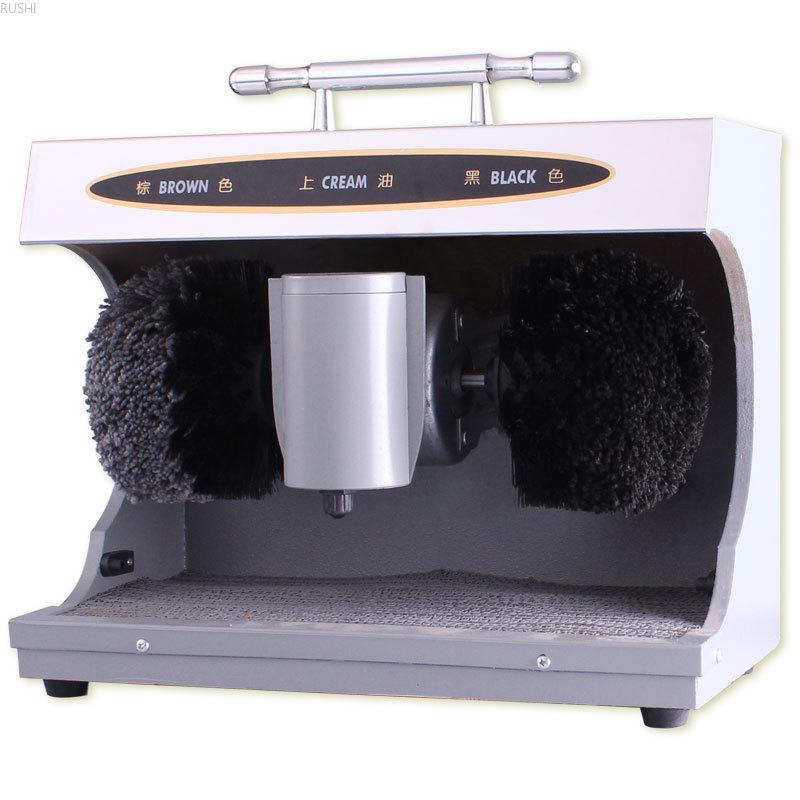 220 V 50 Hz  90 W Household Automatic Induction MachineAutomatic Shoe Polishing Machine Leather Shoe Polishing Machine|Shoe Racks & Organizers| |  - title=