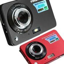 Mini caméra numérique HD 2.7 P, 1080 pouces, ZOOM 18mp, caméscope vidéo DV pour enfants, Anti-secouement, cadeau pour enfants