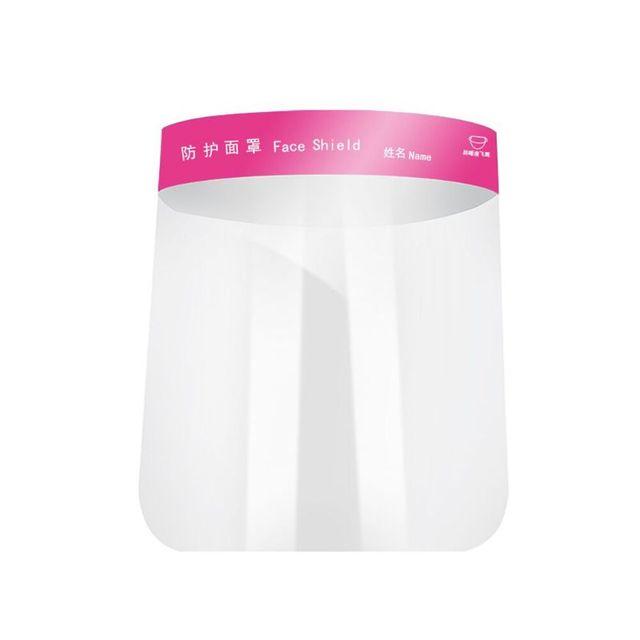 Protective Adjustable Anti-saliva Dust-proof Full Face Cover Mask Visor Shield 63HD 1