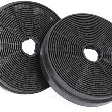 CIARRA CBCF003 Recirculating Filter Carbon Charcoal Filters Replacement for Cooker Hoods (Pack of 2)