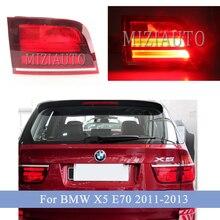 MIZIAUTO 1 шт. задний фонарь для BMW X5 E70 3.0d 3.0sd 3.0si 3.5d 4,8 2011-2013 задний фонарь для сборки автомобиля тормозной световой стоп-сигнал