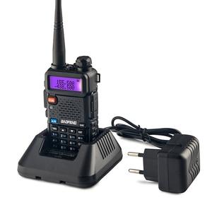 Image 2 - Opcjonalnie 5W 8W Baofeng UV 5R walkie talkie 10 km Baofeng uv5r walkie talkie polowanie Radio uv 5r Baofeng