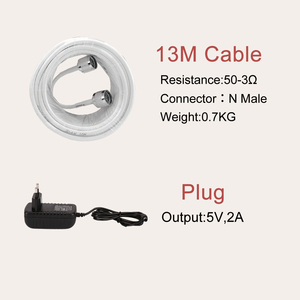 Image 5 - 360 Độ Anten Khuếch Đại 4G LTE 800 2G GSM 900 Mhz Khuếch Đại Tín Hiệu B20 B8 Màn Hình Hiển Thị LCD 65 DB Gain 2G 3G 4G 800 900 Mhz Tăng Áp
