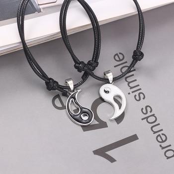 Bracelet Yin Yang Couple