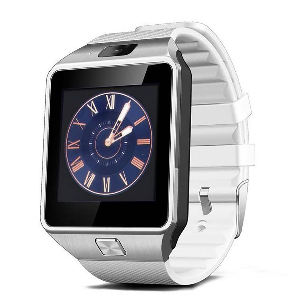 Dz09 High-sensitivity Waterproof Smart Watch Phone Mobile Phone Camera Support SIM Card Internet Touch Screen Positioning Photo