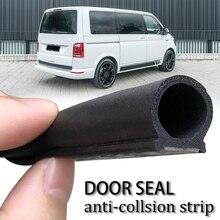 32.8 Ft 10M 16 x 16mm For VW T5 T5.1 T6 T6.1 Transporter Multivan Caravelle Campervan T32 T4 Door Seal Car Seal Strip Rubber
