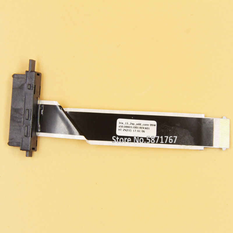 Разъем для DVD-привода Dell Inspiron 15 3552 SATA 450.08803.0001 450.08803.1001