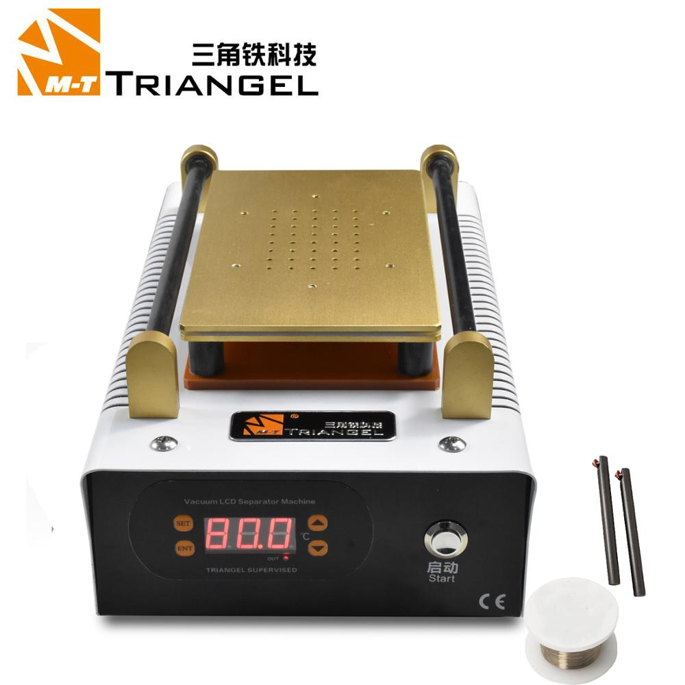 M-Triangel CP201 Build-in Vacuum LCD Touch Screen Separator Machine Kit For IPhone Samsung HTC HUAWEI PhoneFront Glass Repair