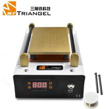 M Triangel CP201 Build in Vacuum LCD Touch Screen Separator Machine Kit for iPhone Samsung HTC HUAWEI PhoneFront Glass Repair