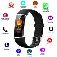 Fitness Armband Tracker gesundheit armband 5 in 1 herz rate monitor smart armband m4 smartband m3 mit druck messung