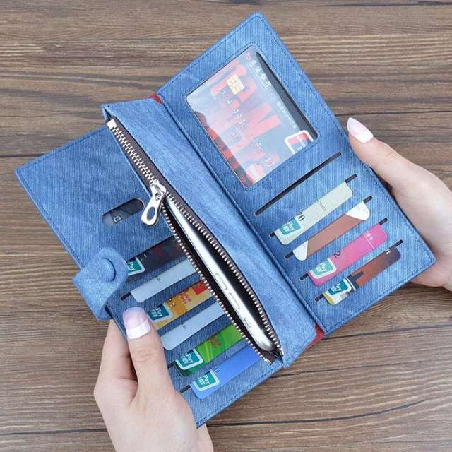 Fashion Women Bag Coin Card Holder