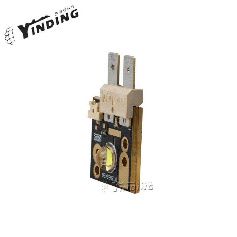 1 шт., Luminus CST90, CST 90, нейтральный белый, 4500 к, 50 Вт, высокая мощность, светодиодный излучатель, световая лампа, чип - 3
