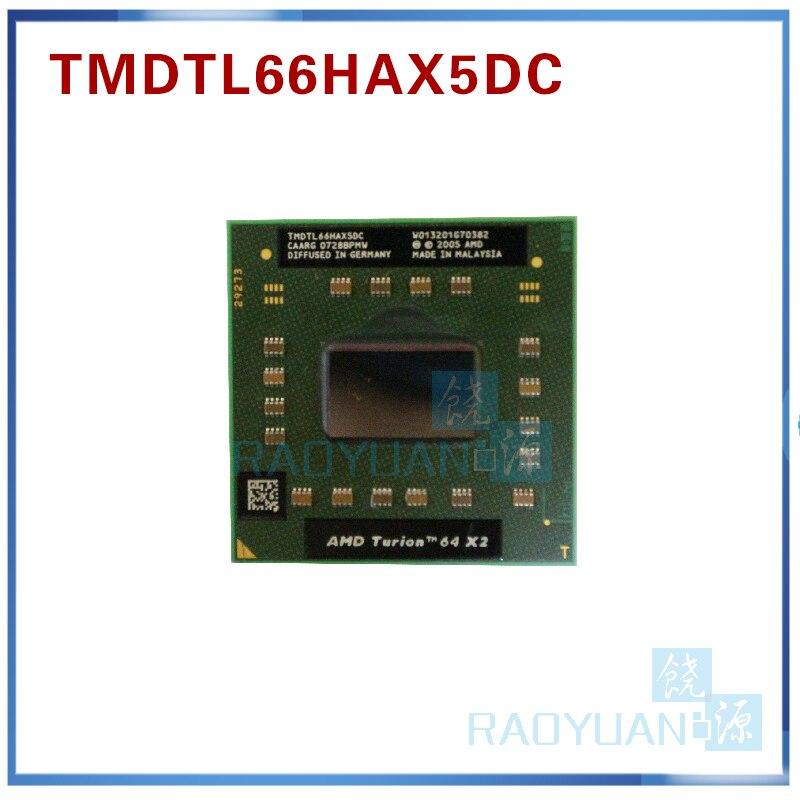 Original AMD Turion 64 X2 TL-64 2.2 GHz TMDTL64HAX5DM ProcessorCPU