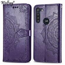 g8 Wallet Case For Motorola Moto G8 Power Case Floral Filp PU Leather Case For Motorola G8 Power Case For Moto G8 Power Cover Book