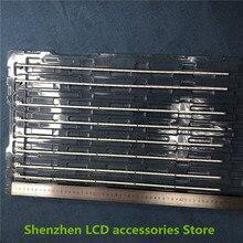 60 أجزاء/وحدة ل 40PFL5449/T3 LCD الخلفية حامل مصباح V400HJ6 ME2 TREM1 V400HJ6 LE8 490 مللي متر 52LED 100% جديد