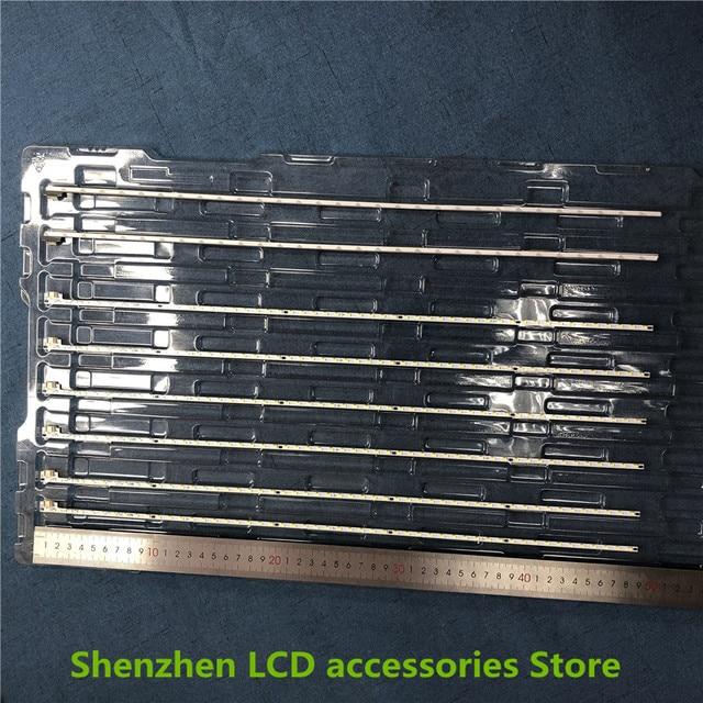 60 Stuks/partij Voor 40PFL5449/T3 Lcd Backlight Lamp Bar V400HJ6 ME2 TREM1 V400HJ6 LE8 490Mm 52LED 100% Nieuwe