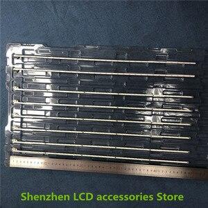 Image 1 - 60 adet/grup için 40PFL5449/T3 LCD arka lamba çubuğu V400HJ6 ME2 TREM1 V400HJ6 LE8 490MM 52LED 100% yeni