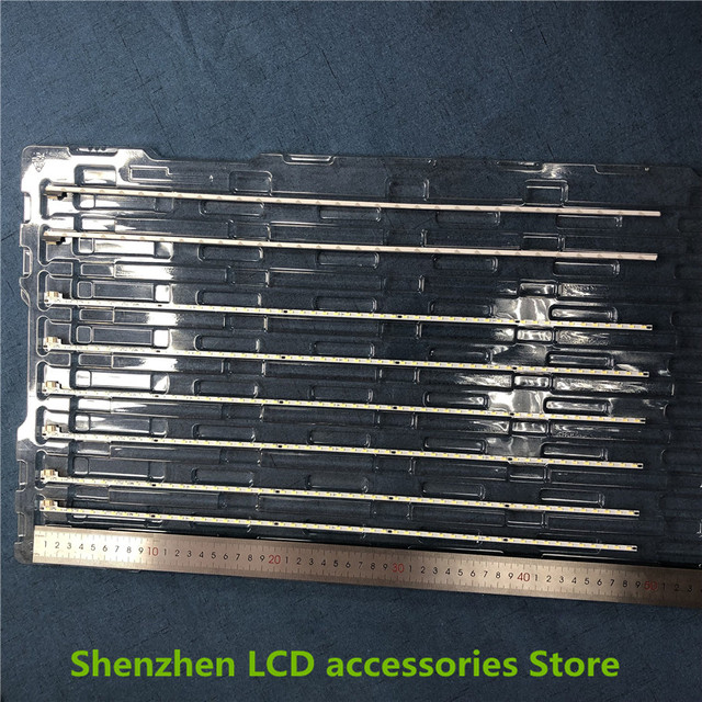 60Pieces/lot FOR 40PFL5449/T3  LCD backlight lamp bar V400HJ6 ME2 TREM1 V400HJ6 LE8  490MM  52LED  100%NEW