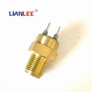 Free Shipping Water Temperature Temp Switch Sensor For Caterpillar 3054C Perkins 235-1790 702283 3021-EL9 2848A127 4224819M1(China)