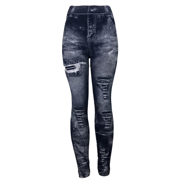 Mid Waist Skinny Jeans Women/'s Juniors Colombian Design Butt Lift Push Up