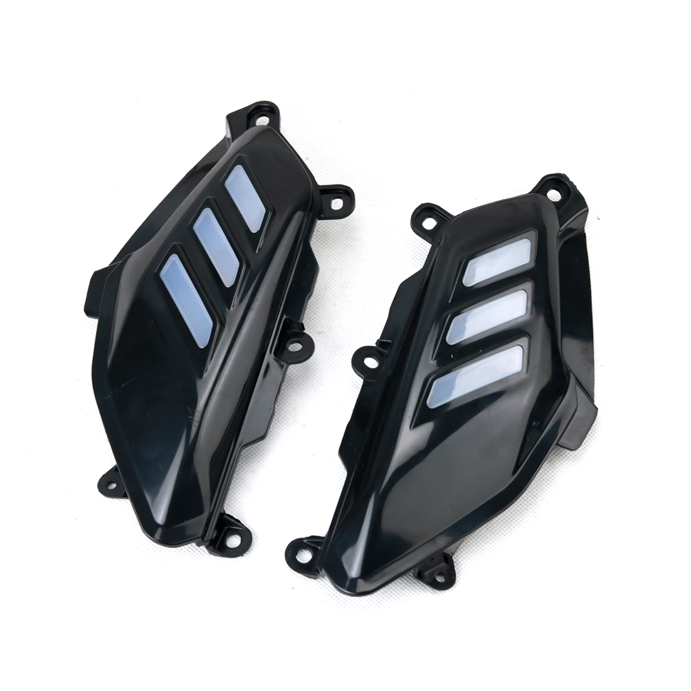 <font><b>Modified</b></font> Motorcycle accessories nmax155 side cover rear guard protect cover cap for <font><b>yamaha</b></font> <font><b>nmax</b></font> <font><b>155</b></font> nmax125 2016 2017 2018 2019 image