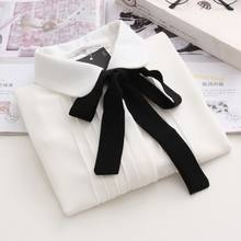 Sweet Girl – vêtements de travail pour femmes, mode coréenne printemps/automne, chemise blanche Preppy Kawaii pour filles JK Offiec, Blouse pour femmes, 5X